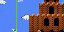 Super Mario Bros. NES Screenshot