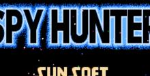 Super Spy Hunter NES Screenshot