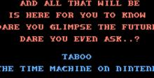 Taboo: The Sixth Sense NES Screenshot