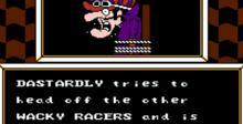 Wacky Races NES Screenshot