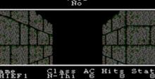 Wizardry: Proving Grounds of the Mad Overlord NES Screenshot