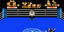 World Champ NES Screenshot