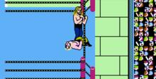 World Championship Wrestling NES Screenshot