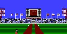 World Class Track Meet NES Screenshot