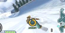 1080(degree) Avalanche GameCube Screenshot