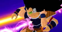 Dragonball Z Budokai GameCube Screenshot