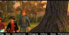 Harry Potter And The Chamber of Secrets GameCube Screenshot