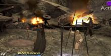 Lord of The Rings: Return of The King GameCube Screenshot