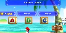 Mario Sunshine GameCube Screenshot
