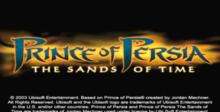 Prince of Persia: The Sands of Time GameCube Screenshot