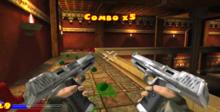Serious Sam Next Encounter GameCube Screenshot