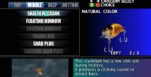 Top Angler Real Bass Fishing GameCube Screenshot
