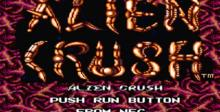 Alien Crush PC Engine Screenshot