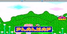Fantasy Zone PC Engine Screenshot