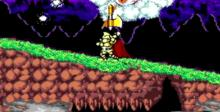 Ghouls And Ghosts PC Engine Screenshot