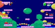 Parasol Stars PC Engine Screenshot
