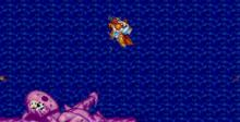 Side Arms PC Engine Screenshot