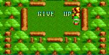 Tricky Kick PC Engine Screenshot