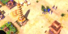 Age of Empires 3: The Asian Dynasties PC Screenshot