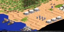 Age of Empires Expansion: The Rise of Rome PC Screenshot