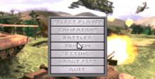 Armored Fist PC Screenshot