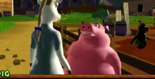 Nickelodeon Barnyard PC Screenshot
