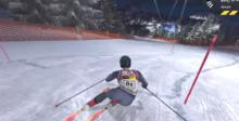 Bode Miller Alpine Skiing PC Screenshot