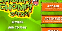 Chomp! Chomp! Safari PC Screenshot