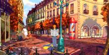 Circle of Blood/Broken Sword PC Screenshot