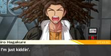 Danganronpa: Trigger Happy Havoc PC Screenshot