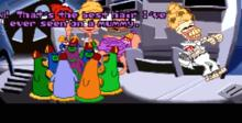 Day Of The Tentacle PC Screenshot