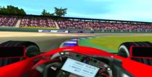 EA Sports F1 2001 PC Screenshot