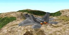 F-22 Raptor PC Screenshot