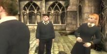 Harry Potter And The Order Of The Phoenix PC Screenshot
