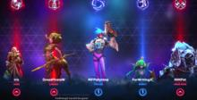 Heroes of The Storm PC Screenshot