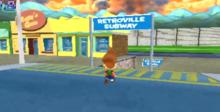 Jimmy Neutron Boy Genius PC Screenshot