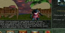 Might and Magic VIII: Day of the Destroyer PC Screenshot