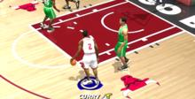 NBA Live 2004 PC Screenshot