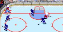 NHL Hockey '95 PC Screenshot