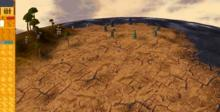Populous: The Beginning - Undiscovered Worlds PC Screenshot