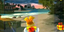 Rayman Raving Rabbids PC Screenshot