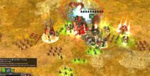 Rise of Nations: Rise of Legends PC Screenshot