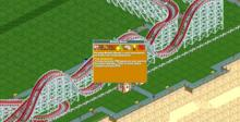 RollerCoaster Tycoon PC Screenshot