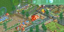 RollerCoaster Tycoon 2 PC Screenshot