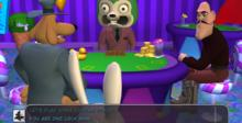 Sam & Max: Episode 3 - The Mole, the Mob, and the Meatball PC Screenshot