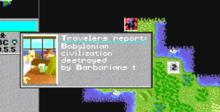 Sid Meier's Civilization PC Screenshot