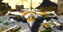 Strike Commander PC Screenshot