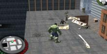 The Incredible Hulk PC Screenshot