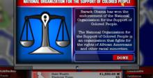 The Political Machine 2008 PC Screenshot
