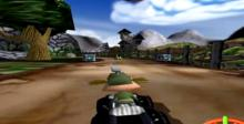 Toon Car: The Great Race PC Screenshot